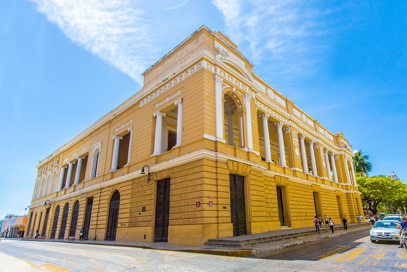 Merida The Best small city in The Best Cities in the World: 2019